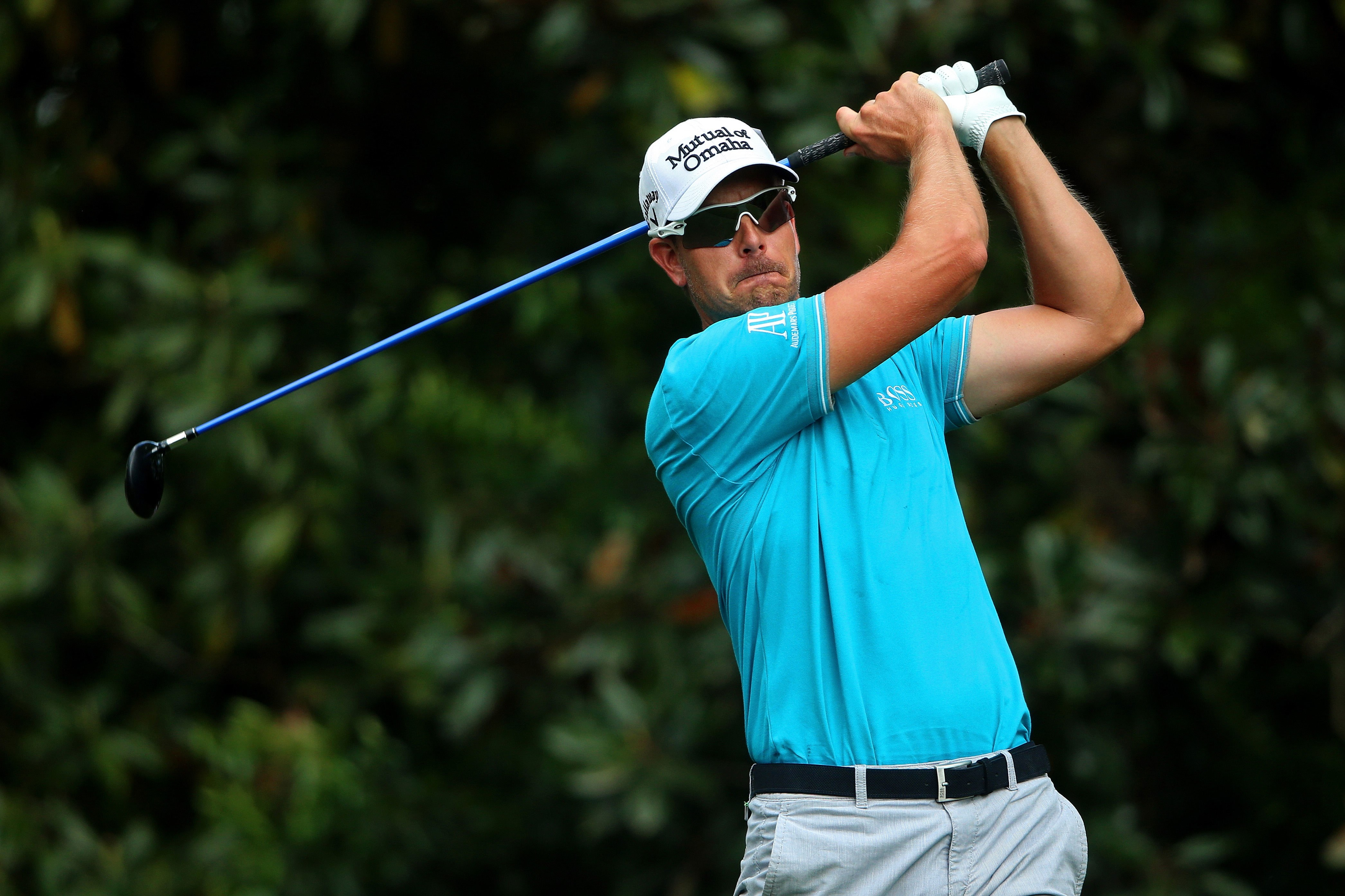 Stenson right in the mix at the Masters - 7 Iron